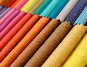 Abrasives for the fabric industry