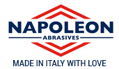 napoleon abrasives made in italy with love